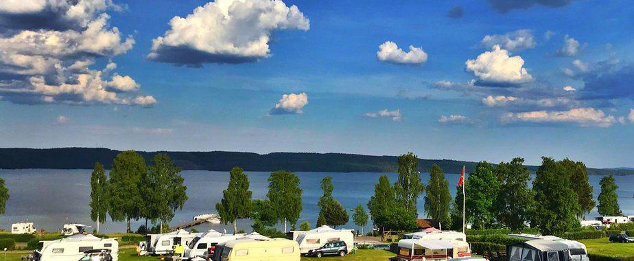Campingtomt (Med/utan el)